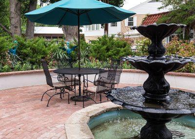 Casa-Fountain-Patio-Set