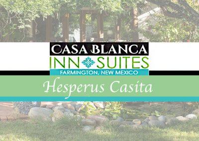 Hesperus Casita