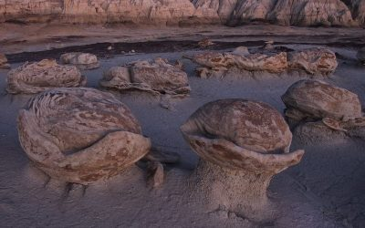 Hiking the Bisti Badlands